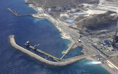 OBRAS MARÍTIMAS Ampliación Puerto de Carboneras (Almería)