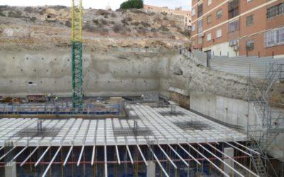 INGENIERÍA CIVIL Aparcamiento Público Centro Cine (Almería)
